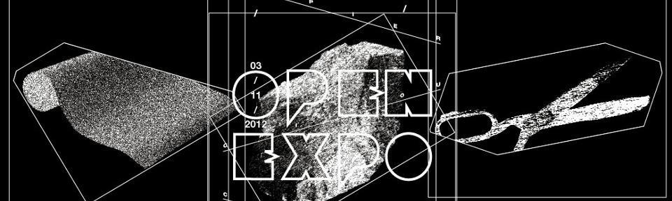 Open expo !  3 Novembre